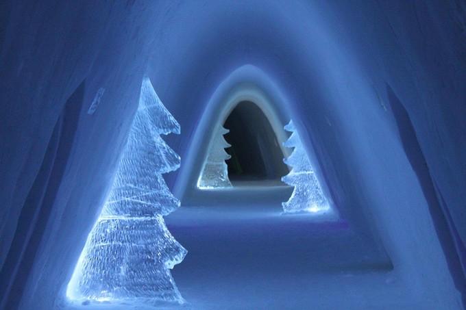 基爾克內斯冰雪旅館