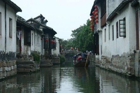 江南上海無錫靈山大佛、拈花灣、李中水上森林、周莊古鎮5日-無購物、無自費
