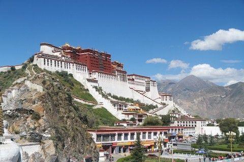《國航假期》心靈西藏~前後藏+山南+納木措+扎葉巴寺+青藏鐵路精華段、五★豪華酒店(兩晚)8日