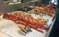 卑爾根漁貨市場