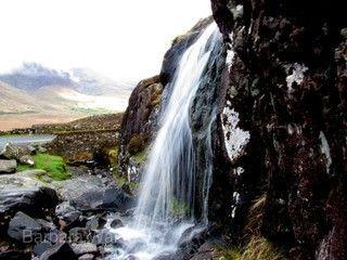 三疊泉瀑布