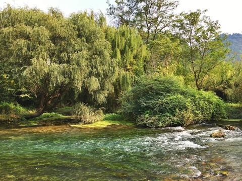 貴陽花溪風景區