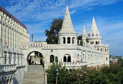 旅展折$3,000-特選奧捷斯匈~布拉格城堡、漁夫堡入內、UFO景觀餐廳10日