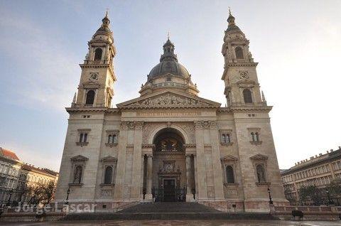 聖史蒂芬大教堂(布達佩斯)