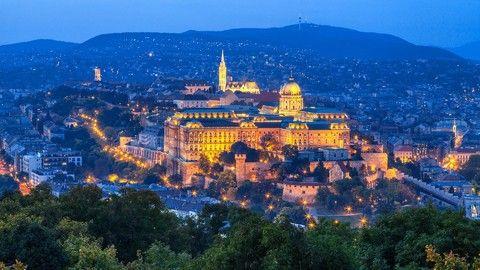 【魅力歐洲】東歐秘境、中段飛機、雙高鐵、三遊船、六晚五星首都連泊12日