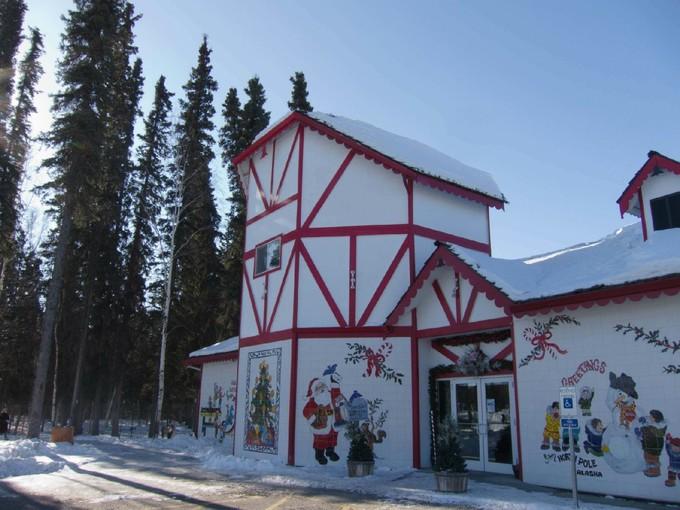 北極村聖誕老人村