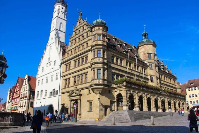 羅騰堡市政廳