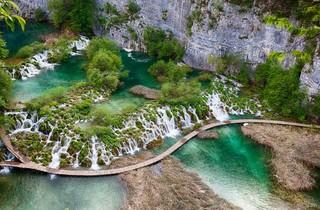 東歐秘境10日∼克羅埃西亞、斯洛維尼亞、十六湖國家公園、利比安納纜車【精選當地七大風味餐+升等三晚5★飯店】