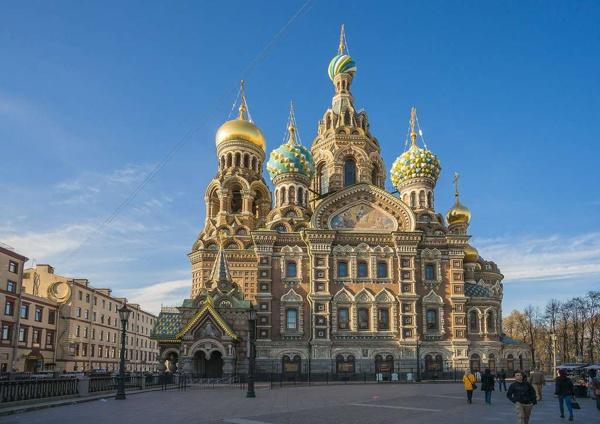 混搭風~俄羅斯加玩杜拜、經典雙城、莫斯科遊船、國家馬戲團、高速火車11日