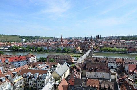 烏茲堡老城區