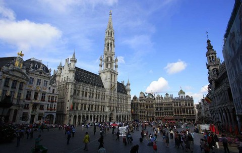 魅力歐洲~法比荷、鬱金香花季、漫遊WIFI、巴黎四晚、雙宮雙遊船、米其林推薦餐廳10日
