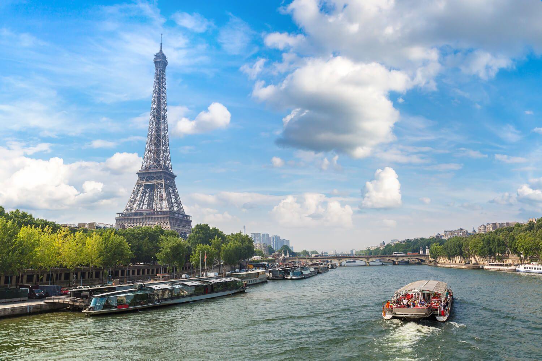 「魅力歐洲」法比荷8日~特色三遊船、最愛羅浮宮、絕美羊角村、魅力風車城[含稅]