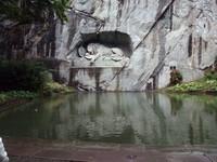 沈睡的石獅紀念碑