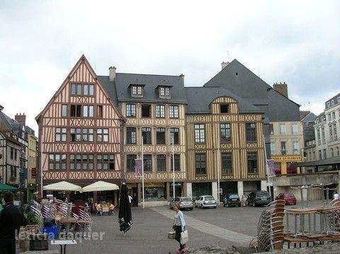 盧昂舊市集廣場