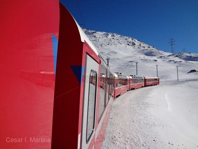 伯連納列車