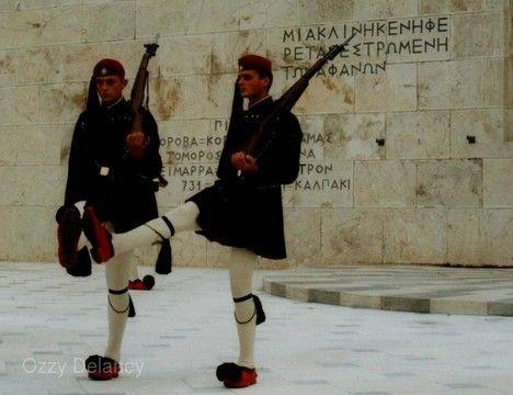無名戰士紀念碑(雅典)