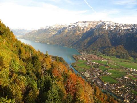 瑞士12日~四大名峰、三大觀景列車、五星飯店、秘境藍湖、米其林餐、雙遊船、WIFI機