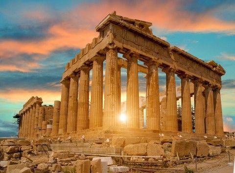 雙點進出 諸神國度 浪漫雙島 邁錫尼 希臘11天