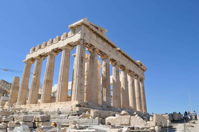 魅力歐洲~希臘14日-愛琴海全覽、米克諾斯島、聖多里尼島、天空之城、藍洞之旅