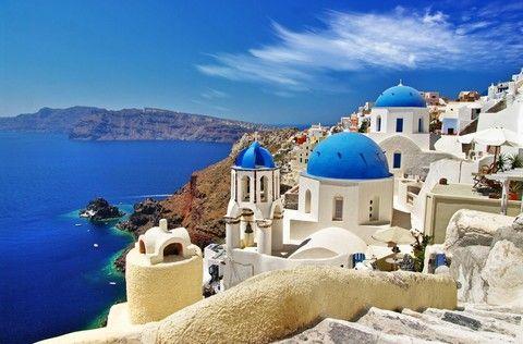 浪漫希臘 奢華米其林 天空之城 兩中段 10天