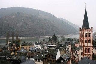 萊茵河河谷