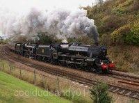 蘇格蘭高地蒸汽火車