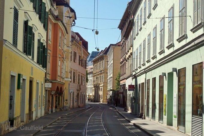 格拉茲舊城區