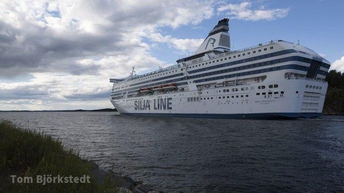 詩麗亞號遊輪(芬蘭)