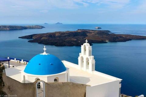 【卡好玩】希臘雙島+科林斯運河遊10日(QR)~米克諾斯、聖托里尼、希臘最美小鎮、邁錫尼文明 優惠方案:●贈送每人一張網卡
