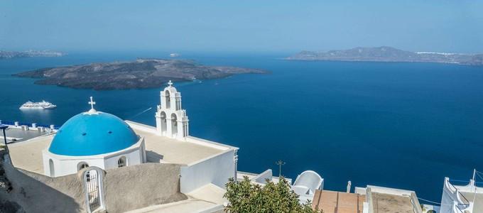 【神話愛情海~希臘10日】愛琴海三小島、聖托里尼2晚、梅提歐拉、中段飛機[含稅]