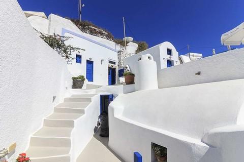 【神話愛情海∼希臘10日】愛琴海三小島、聖托里尼2晚、梅提歐拉