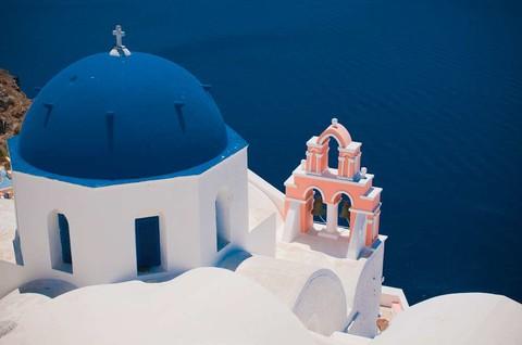超進化版~陽光希臘天空之城單飛雙米其林愛琴海三島遊11天 (米克諾斯島、聖托里尼島、克里特島;五星六晚;參團抽旅遊金;第二人省5000)