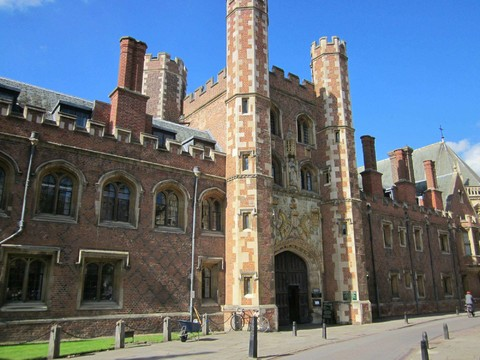 劍橋大學王后學院