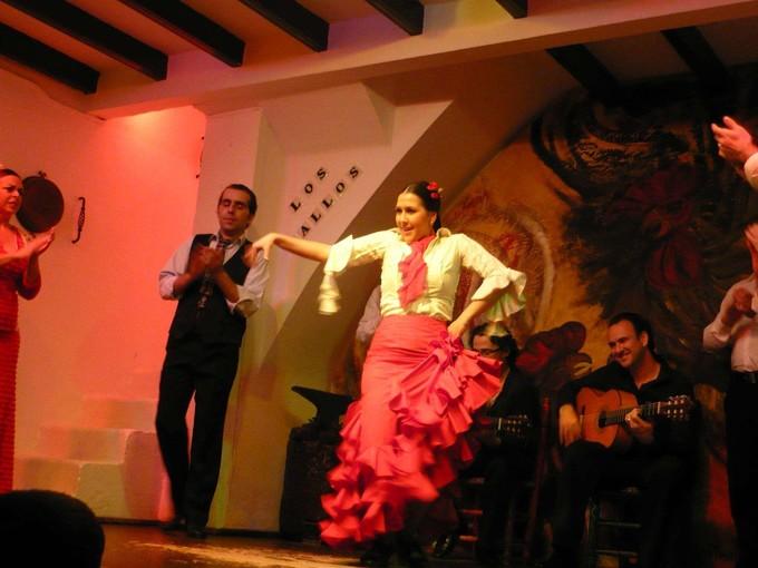 塞維亞佛朗明哥舞表演