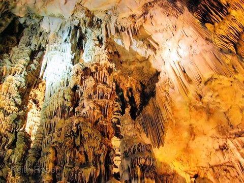 聖米蓋爾鐘乳石洞
