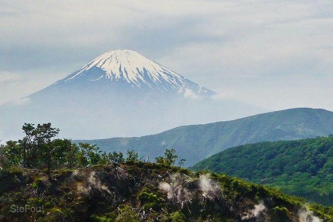 富⼠箱根伊豆國立公園