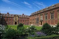 劍橋大學城