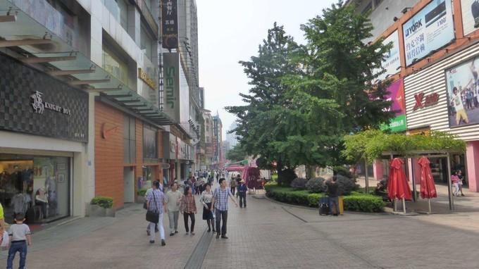 黃興路步行街