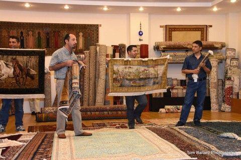 卡帕多其亞地毯工廠