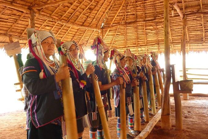 少數民族部落