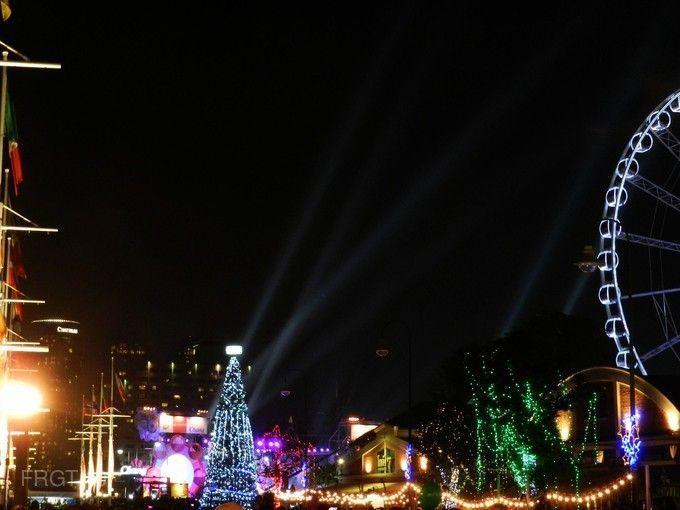 ASIATIQUE 觀光夜市
