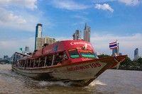 船遊湄南河