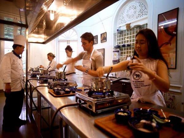 藍象烹飪學校