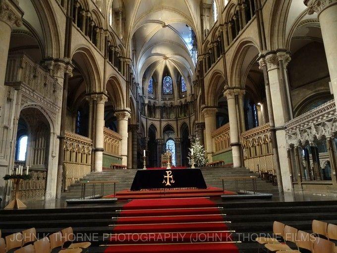 坎特伯里大教堂