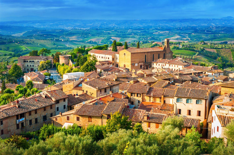 UNI假期~義大利13日-佛羅倫斯夜遊、最美托斯卡尼山城、威尼斯雙島、五地漁村、卡布里島、蘑菇村