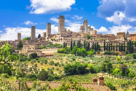 易起飛➤雙國義大利瑞士住山頂飯店古羅馬帝國十日