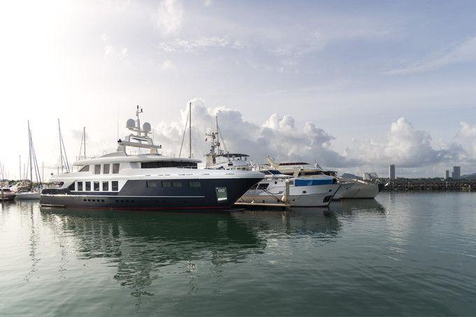 Ocean Marina豪華遊艇
