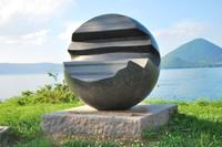 洞爺湖雕刻公園