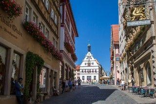 羅滕堡市政廳古時鐘