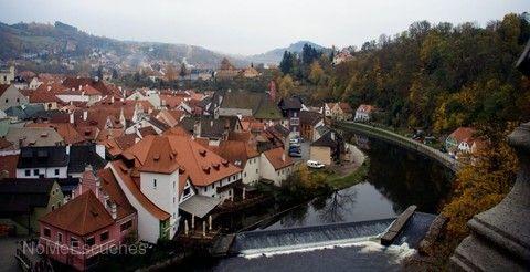 庫倫洛夫城堡登塔